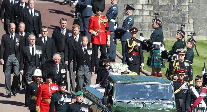 Filippo: in Gb oltre 13mln hanno guardato il funerale in tv