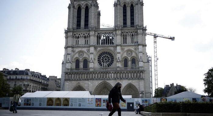 Francia: ministra, 'Notre-Dame riaprirà nel 2024'