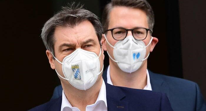Germania: Soeder vuole candidarsi cancelliere per la Cdu