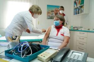 In Germania 738.000 vaccinazioni in un giorno