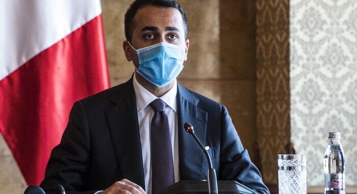 Libia: Di Maio, imminente riapertura consolato a Bengasi