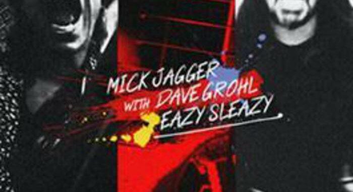 Mick Jagger, brano a sorpresa con Dave Grohl