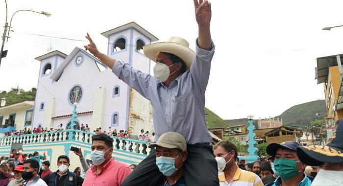 Perù: Pedro Castillo, maestro comunista sorpresa elezioni