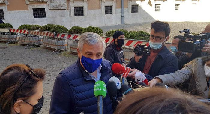 Recovery: Tajani vede Carfagna, priorità Sud