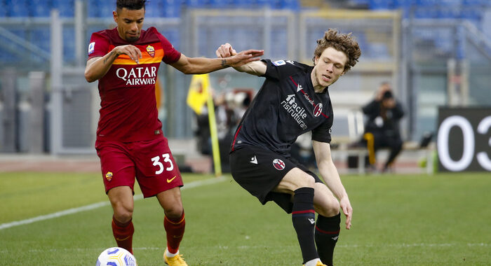 Serie A: Roma-Bologna 1-0