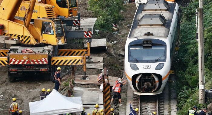 Taiwan:addetto ispezioni in lacrime,'colpa' sua strage treno