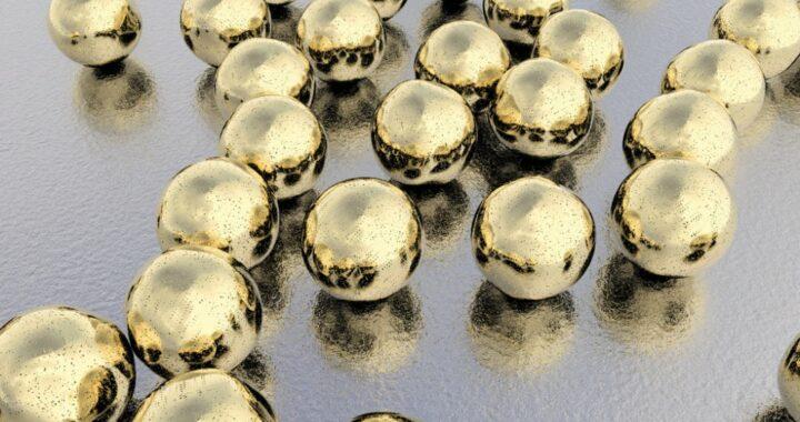 Tatuaggi d'oro, i nuovi sensori indossabili