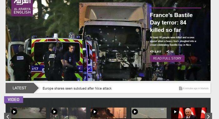 Terrorismo: preso nel Casertano complice strage Nizza