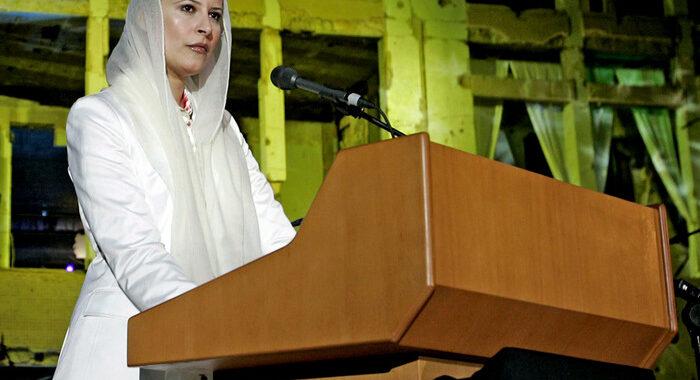 Tribunale Ue rimuove Aisha Gheddafi da black list europea
