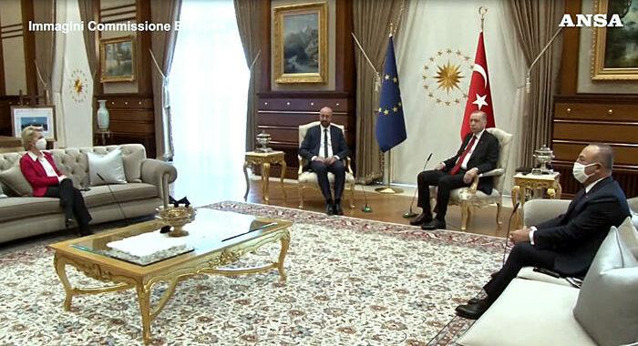 Turchia: von der Leyen a Michel, mai più situazioni simili