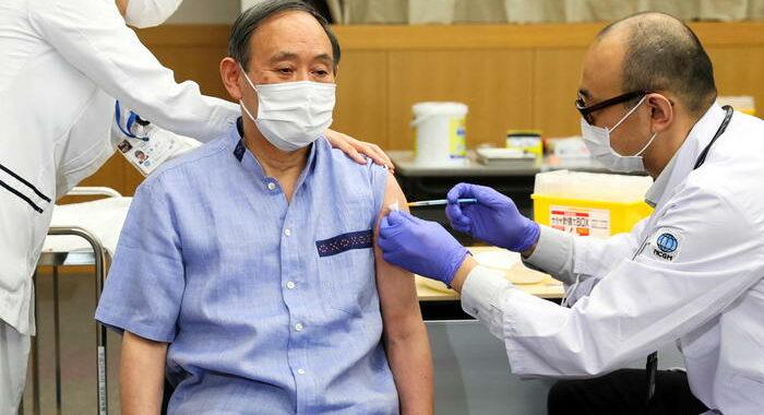 Vaccini: Giappone ottiene aumento forniture da Pfizer