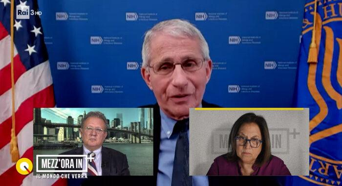 Vaccini:Fauci,Usa doneranno le eccedenze ai Paesi bisognosi