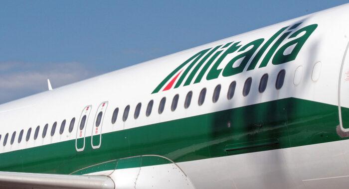 Alitalia: fonti, in norma Sostegni bis 800 mln per Ita