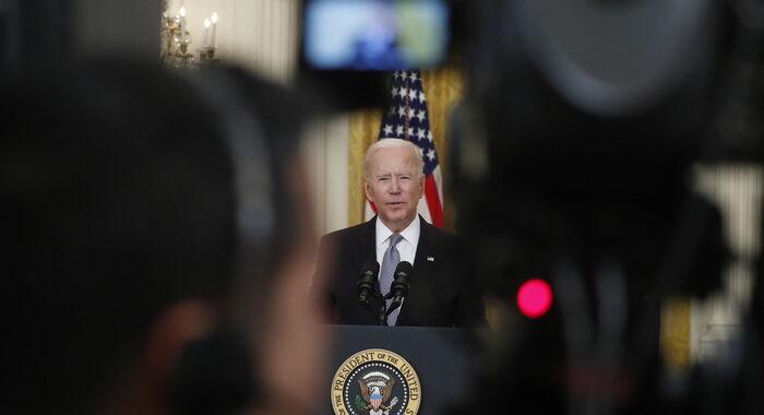 Biden chiama Netanyahu, 'supporto a cessate il fuoco'