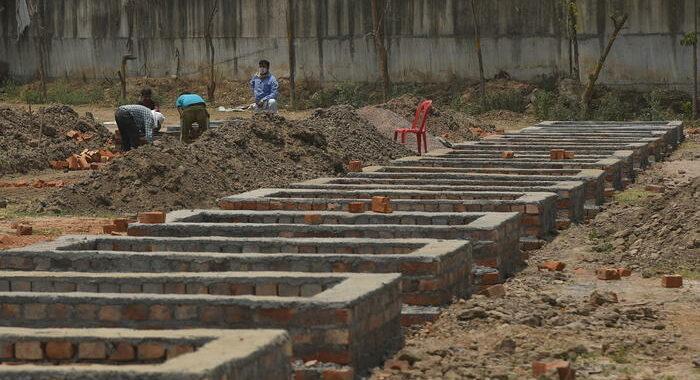 Covid: in India superata soglia 4mila morti in un giorno