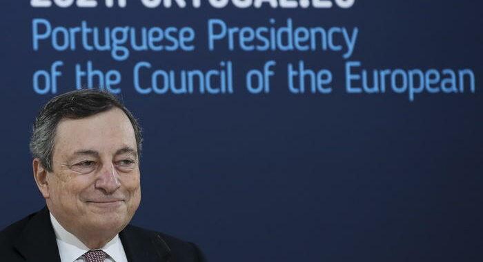 Draghi, nuovo decreto sostegni la prossima settimana