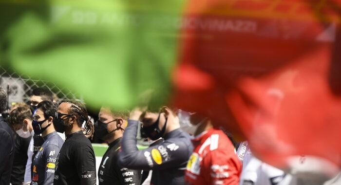 ++ F1: Portogallo; vince Hamilton, sesta Ferrari Leclerc ++