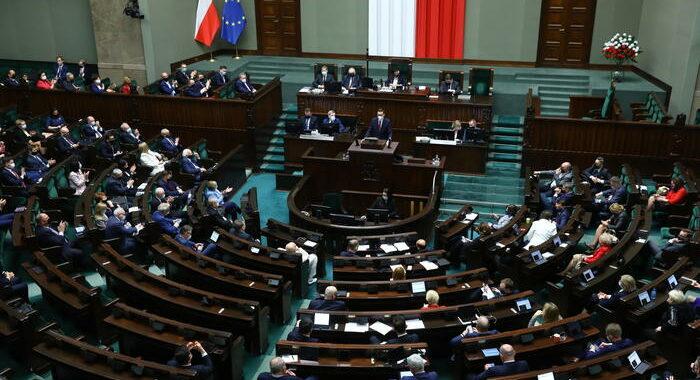 Il parlamento polacco approva il Recovery fund
