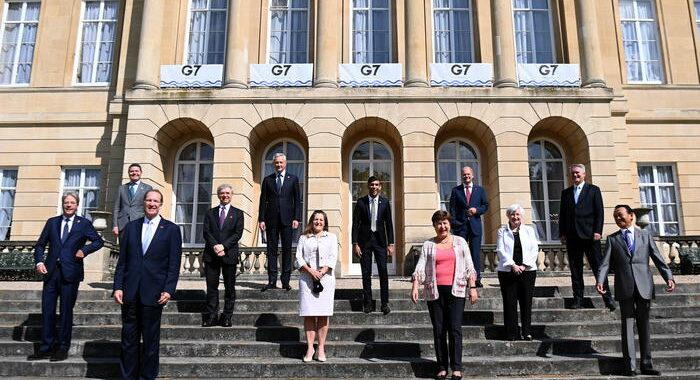 Accordo storico al G7 su tassazione grandi imprese, anche digitali