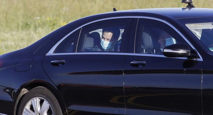 Biden è arrivato a Bruxelles in vista del vertice Nato