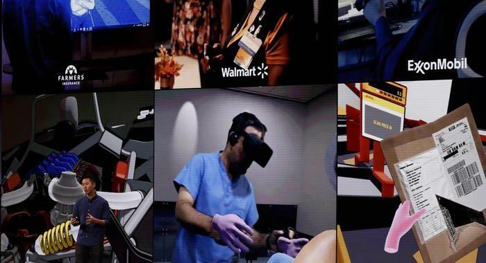 Da Apple a Facebook, carica di occhiali a realtà aumentata