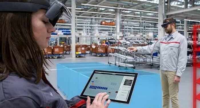 Da Apple a Facebook, carica occhiali a realtà aumentata