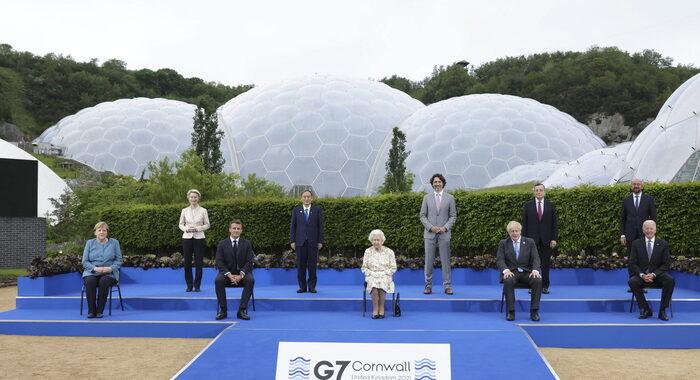 G7 sfida Cina e lancia piano globale per le infrastrutture