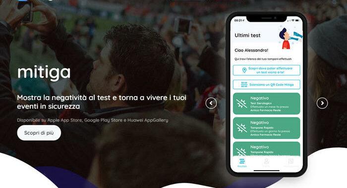 Garante Privacy, blocco immediato app Mitiga Italia