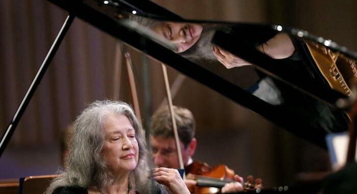 Gli 80 incredibili anni di Martha Argerich