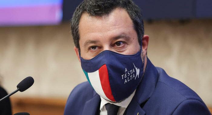 Roma: Salvini, Michetti-Matone squadra prossimi 10 anni