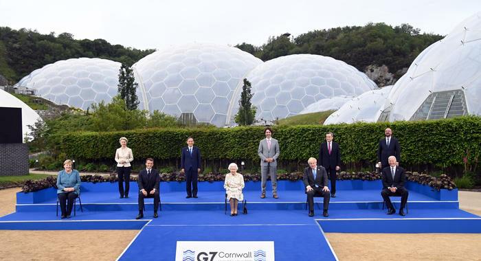 Vertice G7: via a 2/a giornata, oggi piano anti pandemia