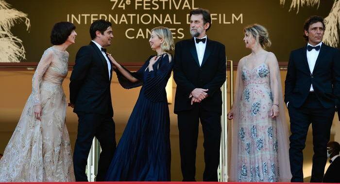 Cannes: ovazione per Moretti, 11 minuti di applausi
