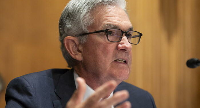 Fed lascia invariati i tassi di interesse fra 0 e 0,25%