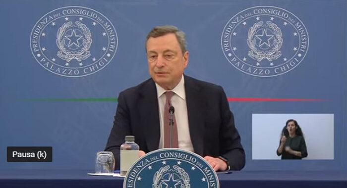 Giustizia: Draghi assicura, no all'impunità