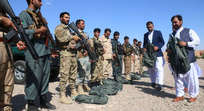 In video Cnn decine di soldati afghani uccisi dai talebani