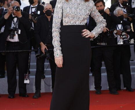 Isabelle Huppert a Cannes, non mi intimidisce nessuno
