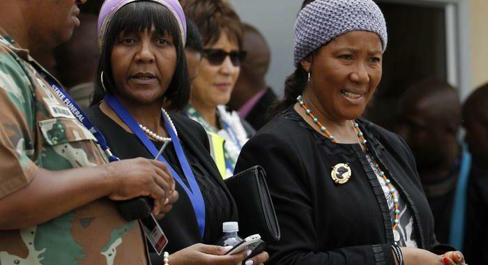 La figlia di Mandela, il razzismo non è ancora sconfitto