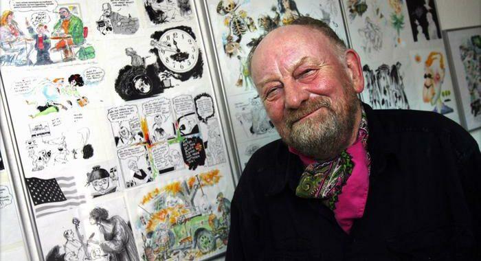 Morto disegnatore vignetta su Maometto che scatenò proteste