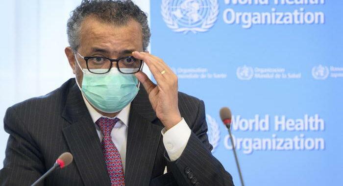Oms, Cina collabori di più sull'origine del coronavirus