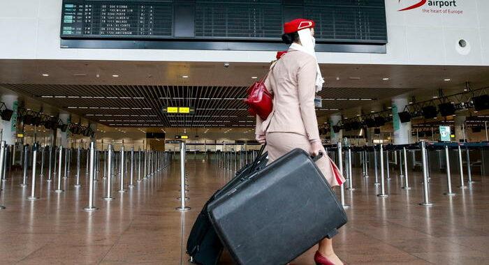 Rientrato l'allarme bomba all'aeroporto di Bruxelles