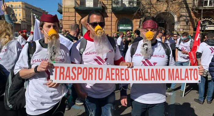 Via libera a proroga cig di 6 mesi per lavoratori Air Italy