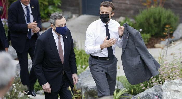 Afghanistan: Draghi da Macron giovedì a Marsiglia