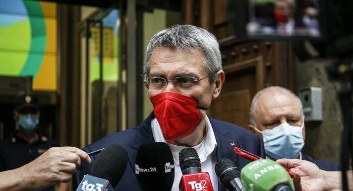 Green Pass: Draghi vede sindacati alle 19 a P.Chigi