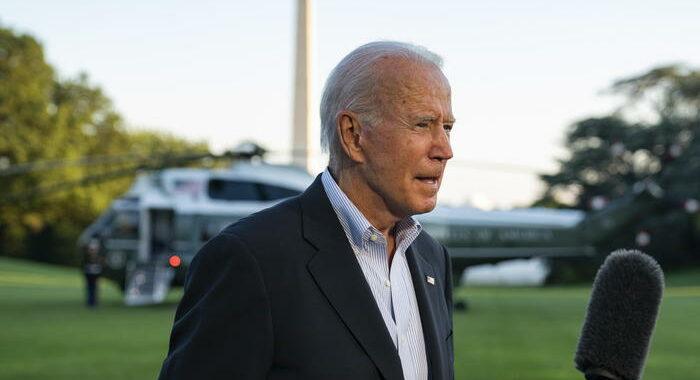 11/9: Biden, non c'è nulla che l'America non possa superare