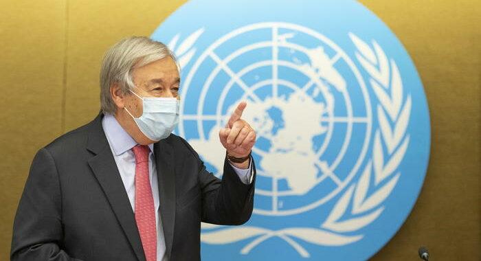 Afghanistan: Guterres, da donatori promesso 1 mld dollari