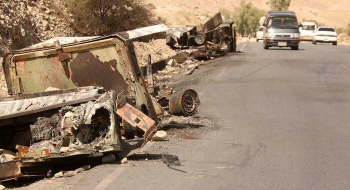 Afghanistan: l'Isis rivendica gli attentati a Jalalabad