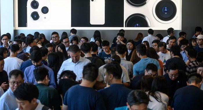 Apple annuncia evento 14 settembre, attesa per nuovi iPhone
