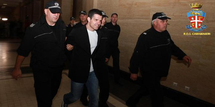 Arrestato a Kiev boss bulgaro della droga Evelin Banev