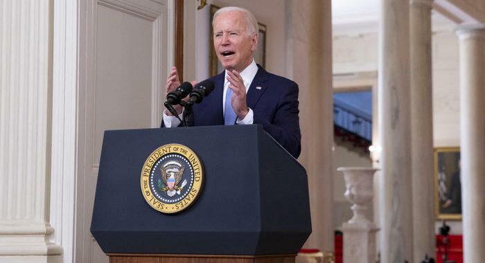Biden, legge Texas su aborto apertamente incostituzionale