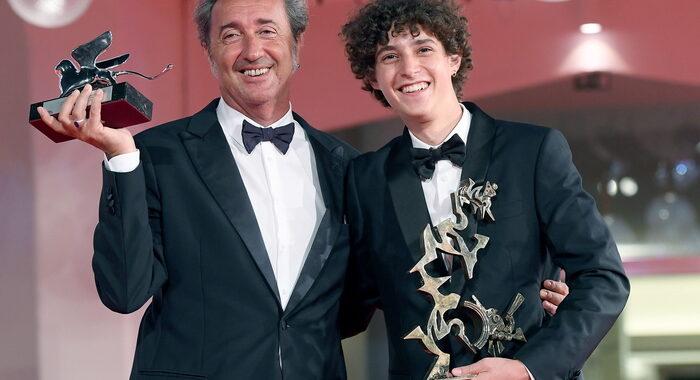 Dopo Venezia la sfida della sala, Sorrentino punta a Oscar